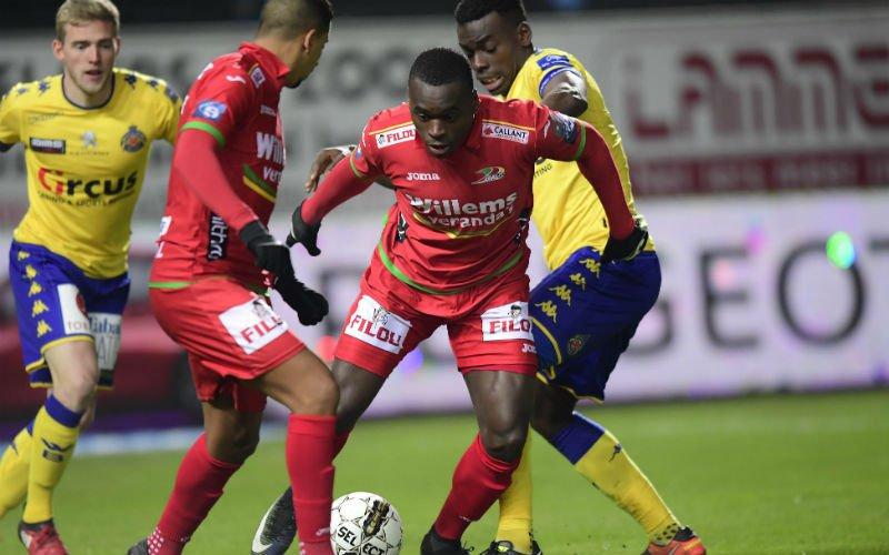 Landry Dimata over Anderlecht: