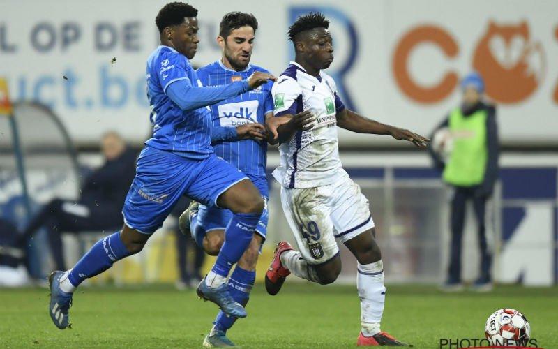 'Jérémy Doku dreigt Anderlecht per direct te verlaten'