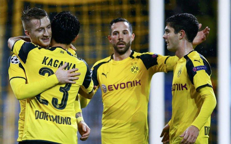Schokkend: 'Dortmund gooit hem eruit'
