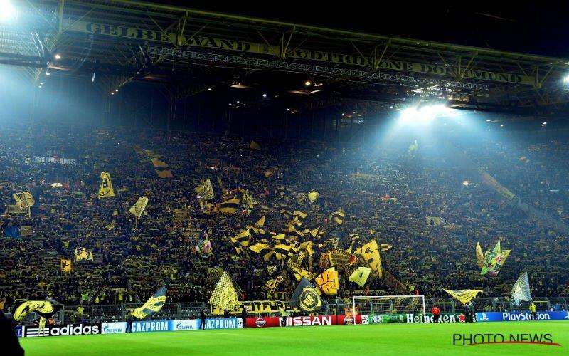 Legendarische 'Die Gelbe Wand' van Borussia Dortmund moet sluiten