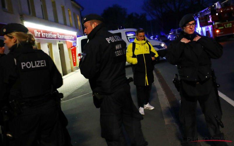 'Aanslag op spelersbus van Dortmund opgeëist' (Hier vreesde iedereen voor!)