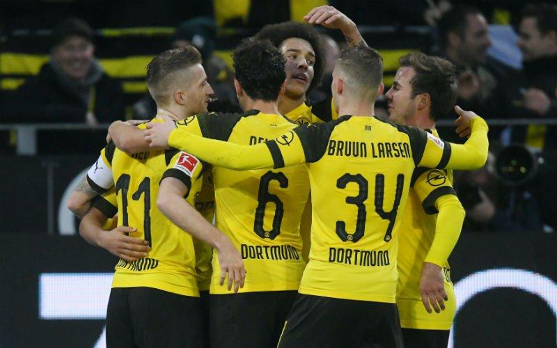 Dortmund spoelt vieze smaak van gelijkspel tegen Club door