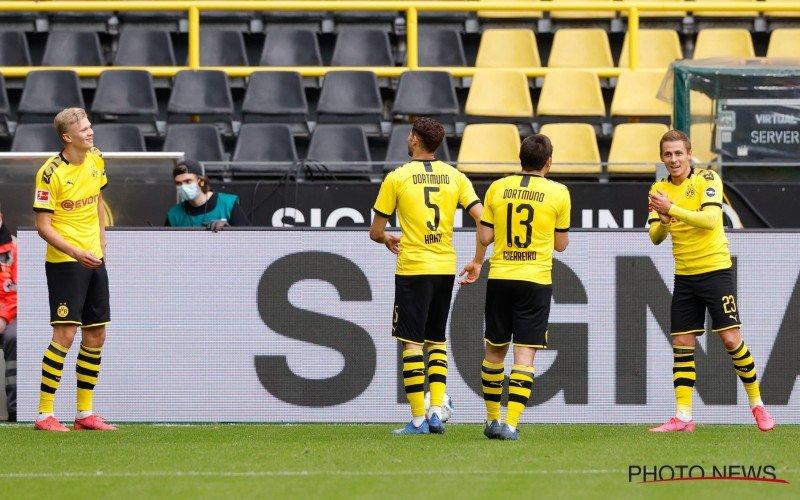 Dortmund haalt meteen uit in derby tegen Schalke 04, hoofdrol voor Hazard