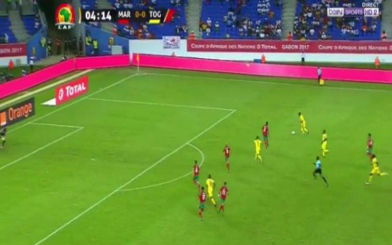 Standard-sterkhouder scoort geweldig doelpunt op de Africa Cup (Video)