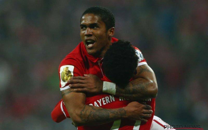 Douglas Costa voor 50 miljoen euro weg bij Bayern München?