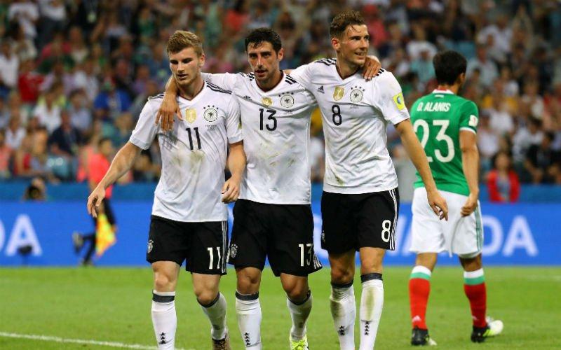 Engeland bibbert naar zege, Duitsland maakt kipkap van Noorwegen