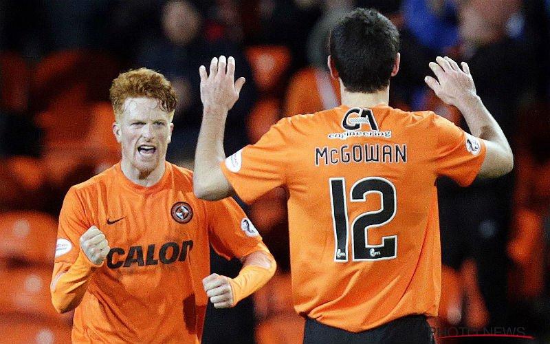 Wat? 'Kompany aan de slag bij Dundee United'