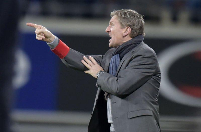 Francky Dury laat zich geïrriteerd uit over bekerfinale: