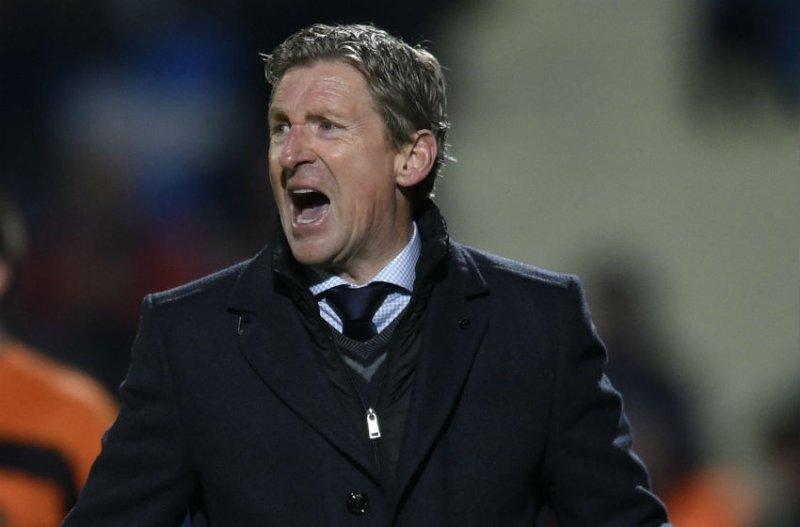 Dury niet onder de indruk van Anderlecht en baalt als een stekker