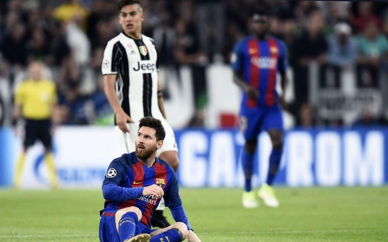 Dybala doet zeer opvallende belofte aan Messi: 'Ik zweer het'