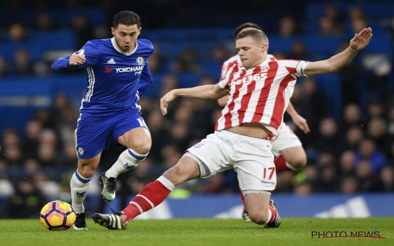 Diego Costa zegt hoe hij over Hazard denkt