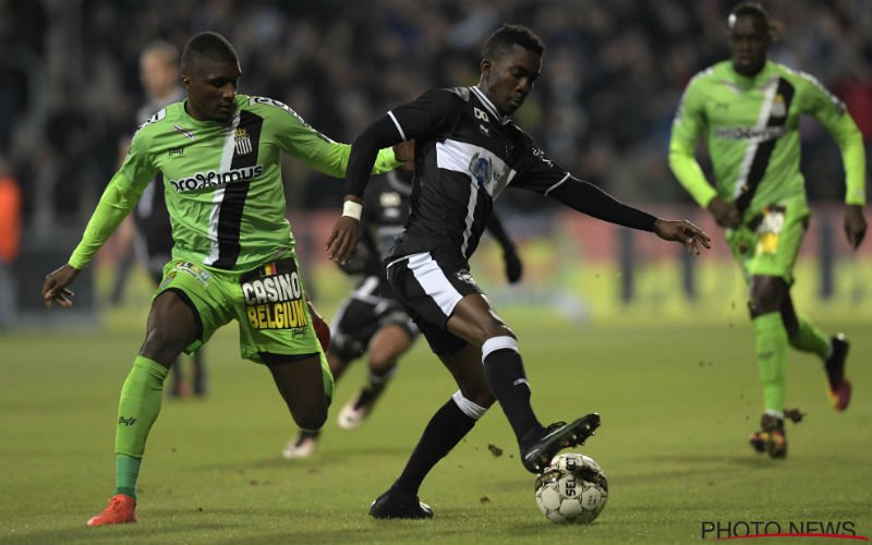 'Charleroi heeft nieuwe aanvaller op het oog'