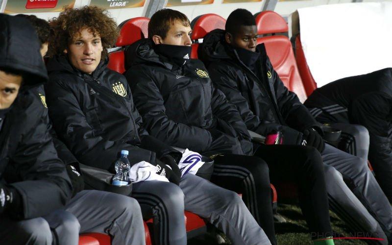 Vertrek van Roef is goed nieuws voor 2 spelers van Anderlecht