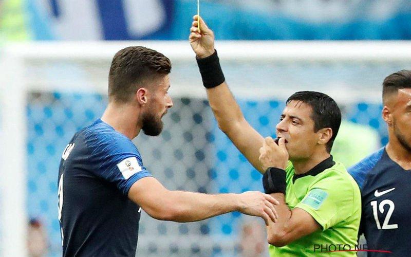 FIFA maakt ref bekend die België-Engeland zal fluiten