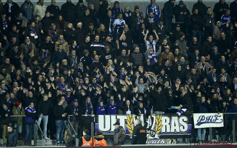 Anderlecht-fans zijn helemaal van slag: