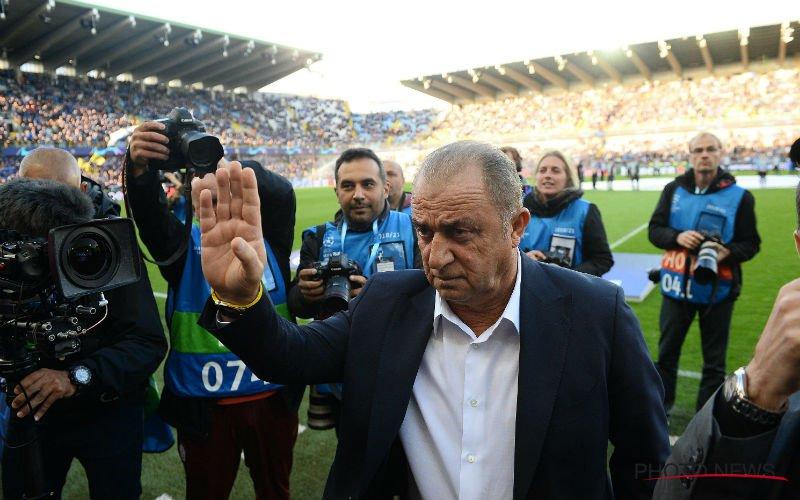 Gala-coach Terim moet iets kwijt over Club: