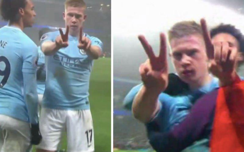 'Dit is boodschap van De Bruyne na zijn goal, Mourinho razend'