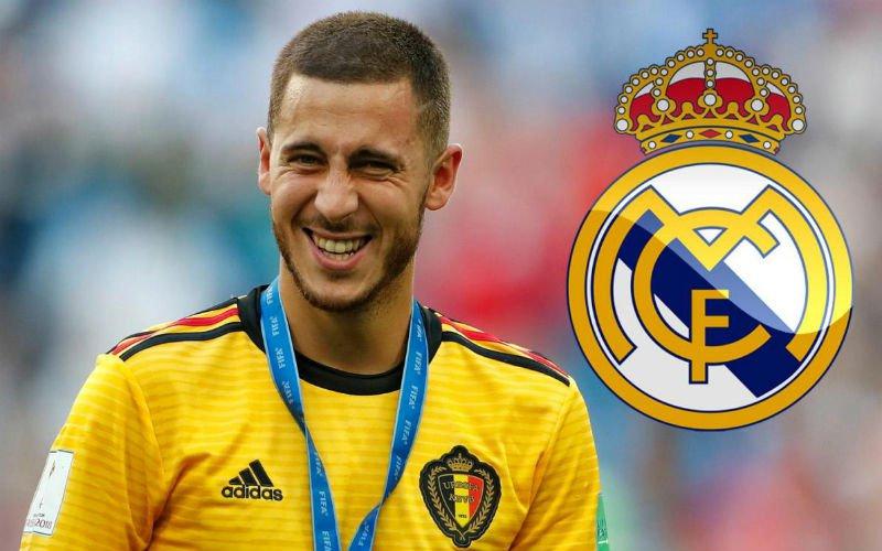 'Eden Hazard bereikt akkoord met Real Madrid over droomtransfer'