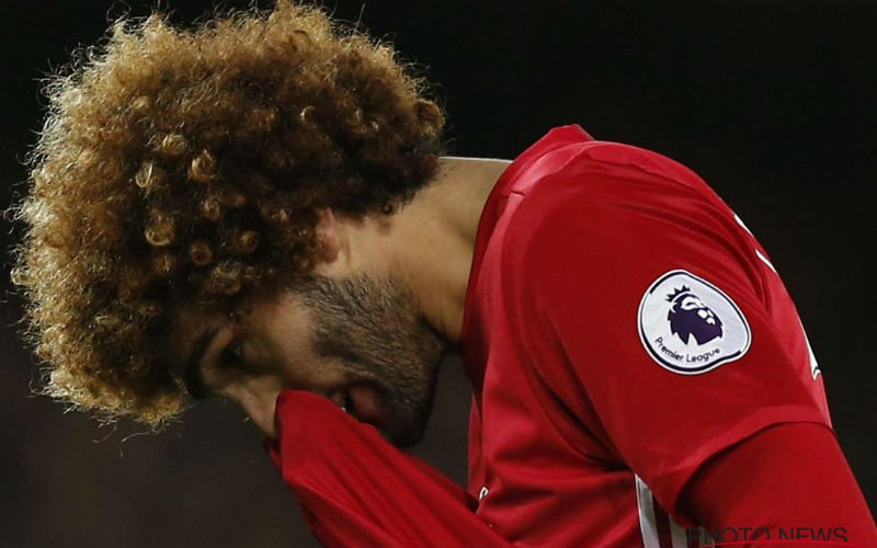 Fellaini verrast met uitspraken over Ibrahimovic: