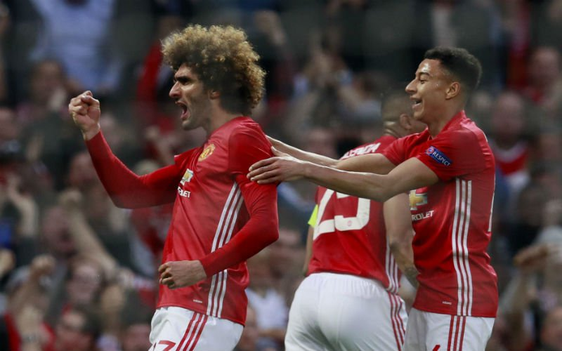 Manchester United en Ajax spelen finale Europa League