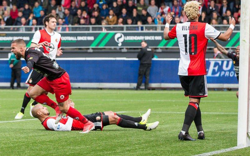Verschrikkelijke klap voor Feyenoord