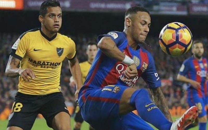 En dan doet Neymar dit bij Barcelona (Video)