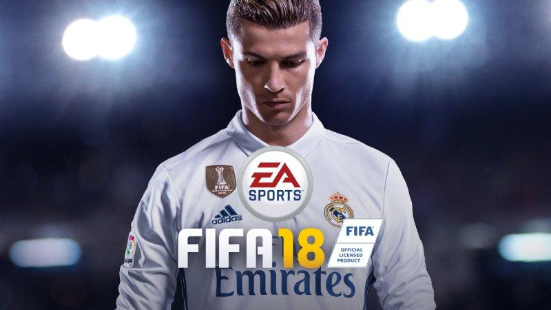 FIFA 18 gaat verschrikkelijk de mist in met Messi