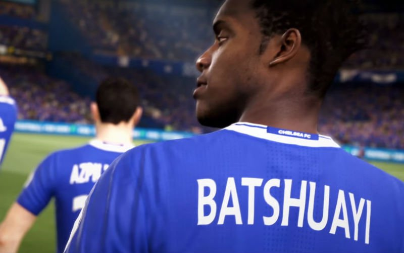 Rating Batshuayi extreem hoog in FIFA 18 na glansprestatie tegen Nottingham Forrest