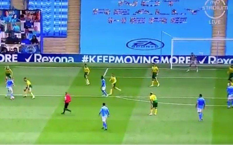 Fantastsich! En dan doet Kevin De Bruyne dit bij Manchester City (VIDEO)