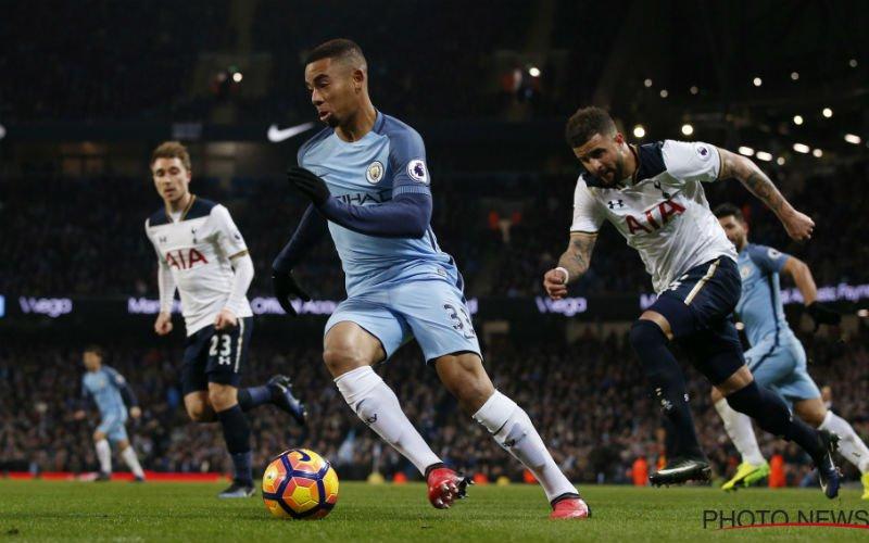 Manchester City geeft stevige voorsprong nog uit handen