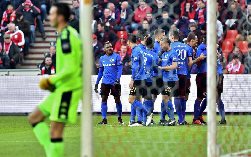 Fans Club Brugge lachen zich ziek: