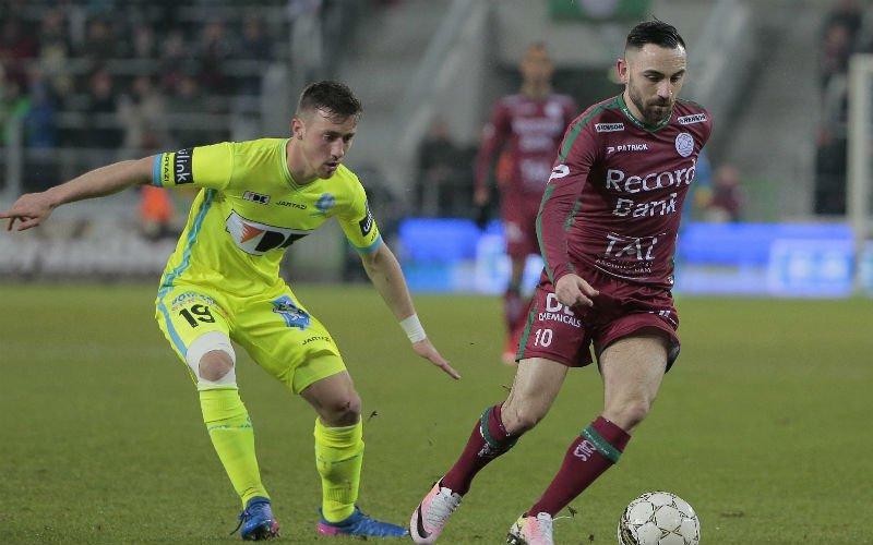 Pijnlijk puntenverlies voor AA Gent