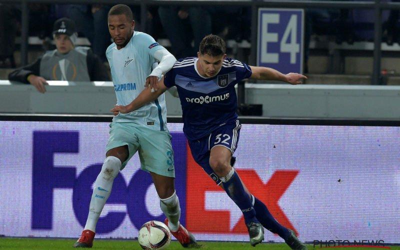 'Anderlecht gaat afzien in Zenit'