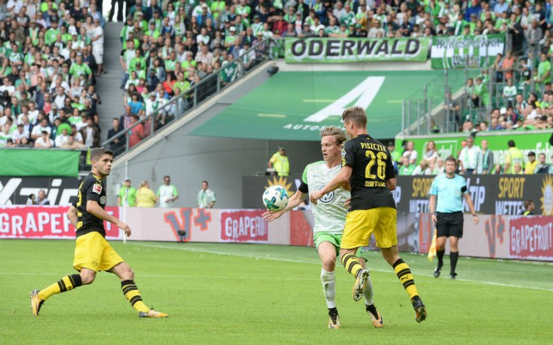Dortmund geeft Bayern meteen duidelijk antwoord