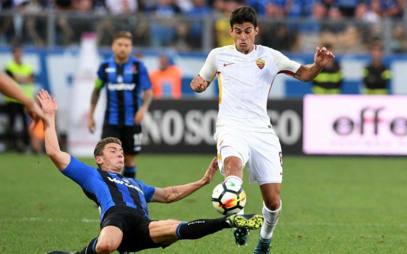 AS Roma faalt niet en klopt Atalanta