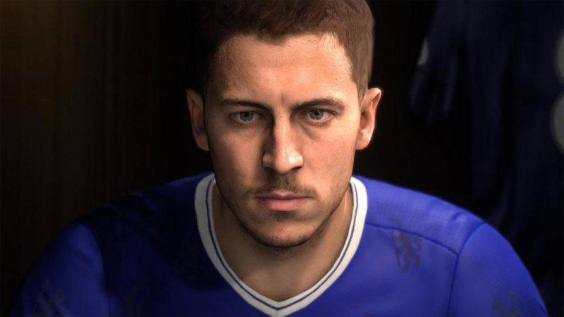 'Hazard krijgt deze toprating in FIFA 18, Ronaldo is allerbeste'