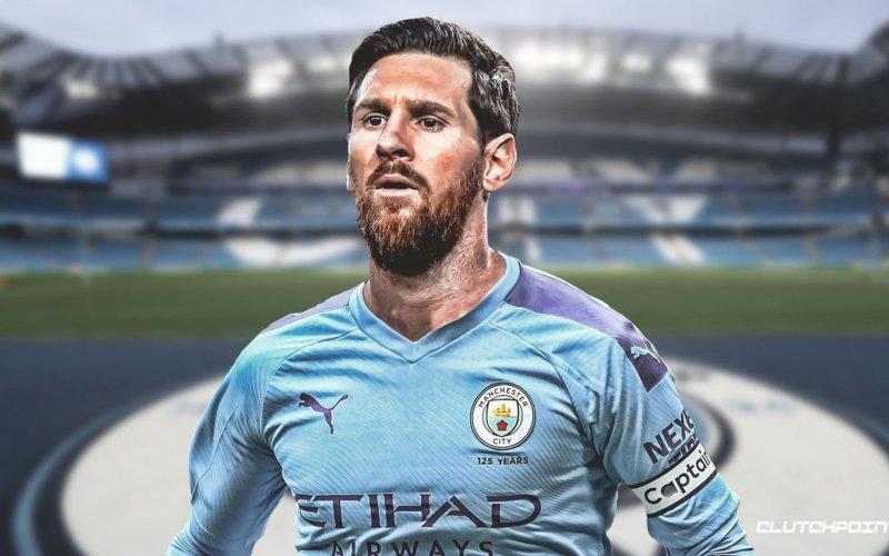 Enorme verrassing: 'Manchester City haalt Lionel Messi binnen'