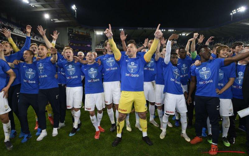 Belgische clubs jaloers op steenrijk KRC Genk: