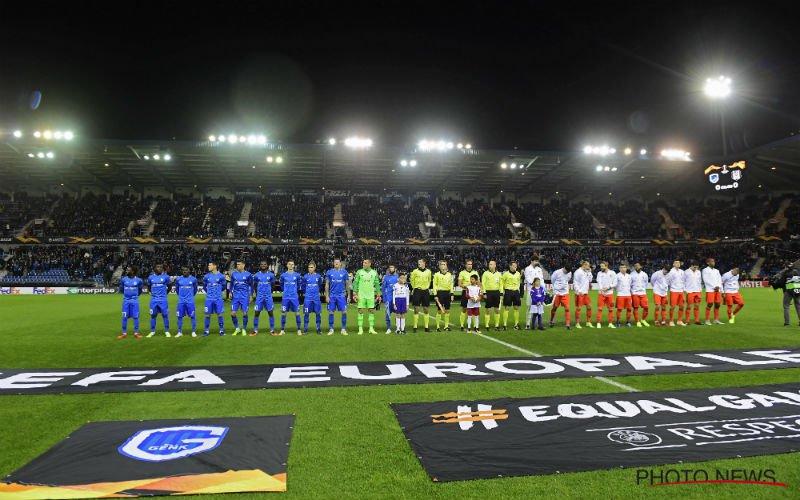Genk werkt zichzelf in nesten, UEFA straft Belgische topclub