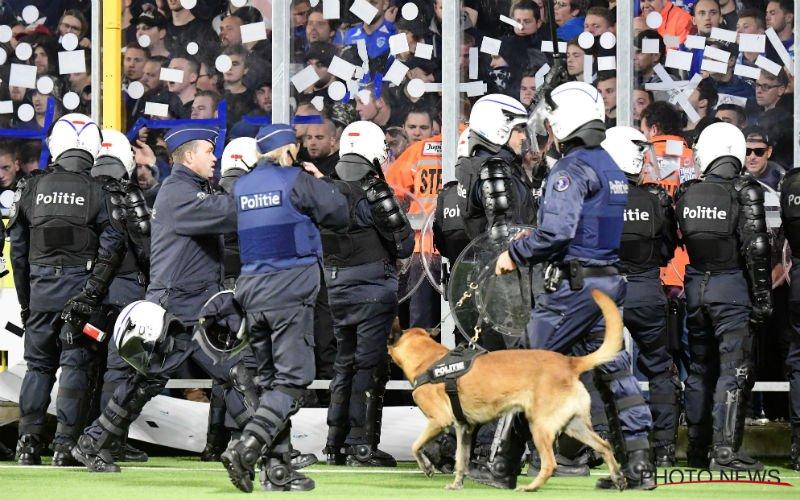Genk en STVV zwaar in de problemen na supportersrellen