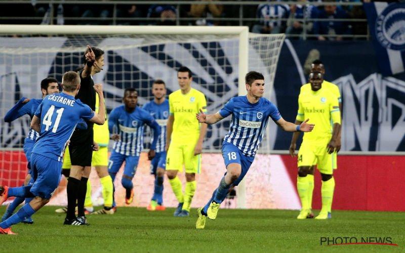 Aderlating voor RC Genk net voor return tegen AA Gent in de Europa League
