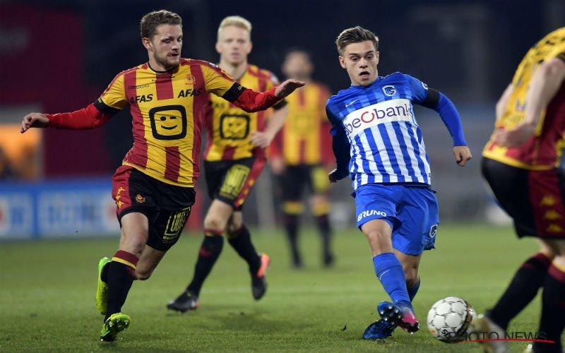 Speler van KV Mechelen: