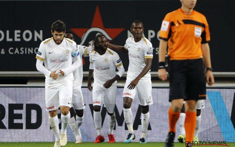 Opvallend: Genk-speler krijgt applaus van AA Gent-fans
