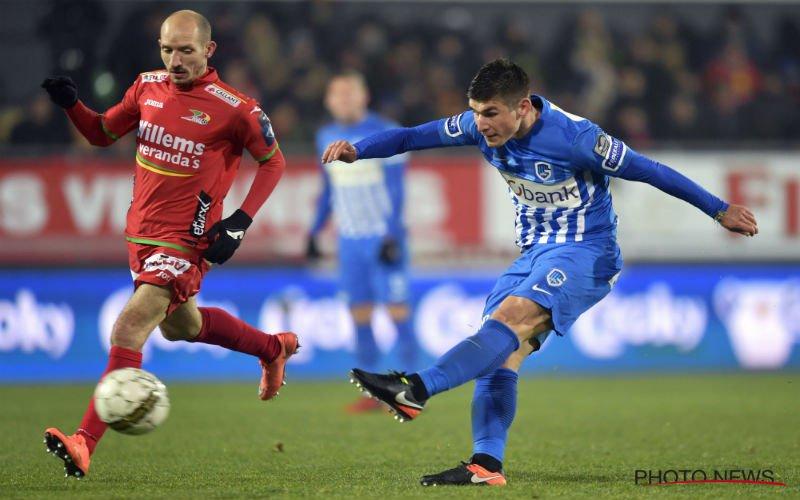 KV Oostende komt erg goed weg met gelijkspel tegen RC Genk