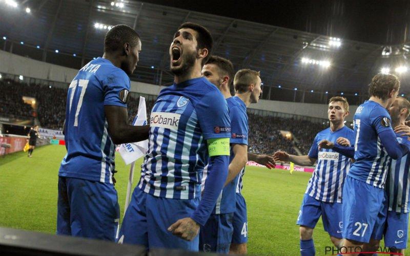 AA Gent-RC Genk maakt indruk in heel Europa: