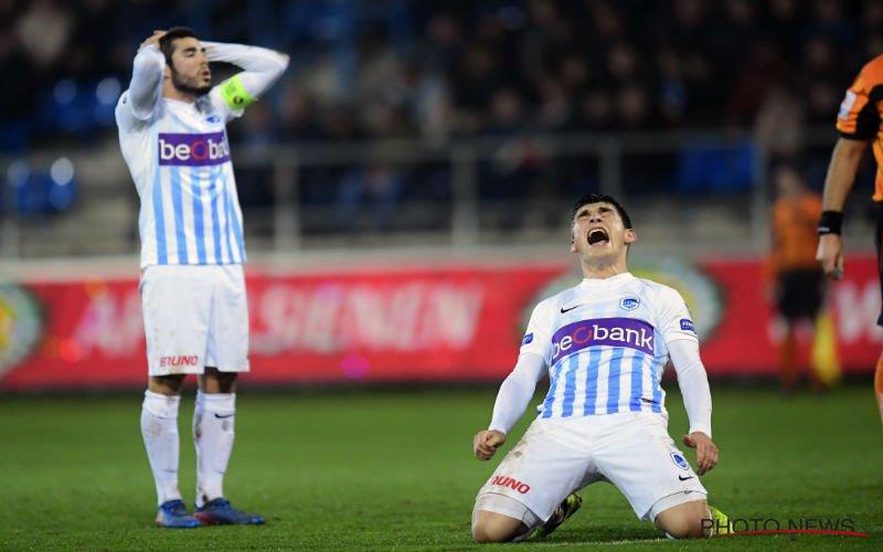 RC Genk geraakt niet voorbij Waasland-Beveren