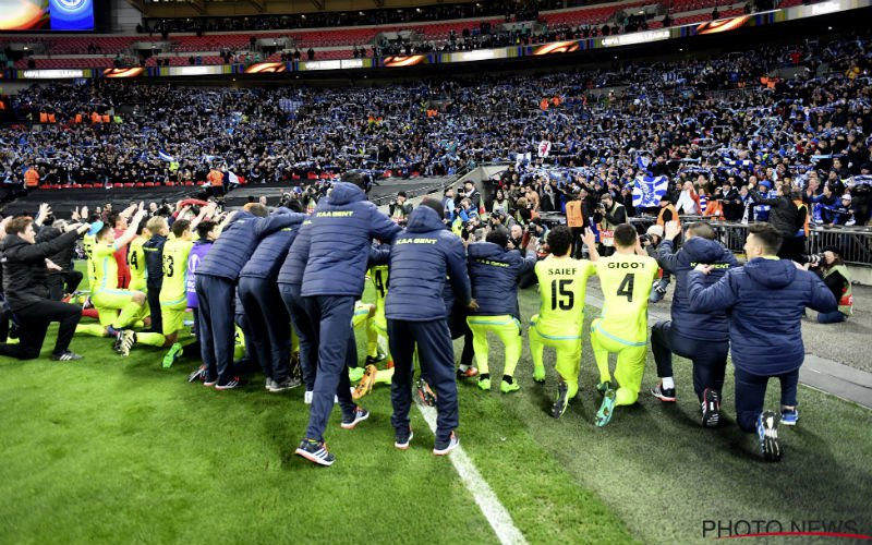 'Speelt AA Gent straks in play-off I? Dit is het antwoord'
