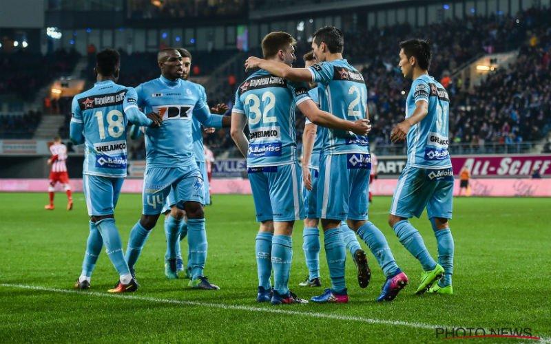 AA Gent pakt uiterst belangrijke driepunter