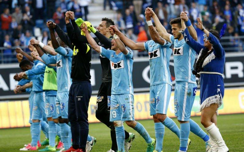 Bij AA Gent een enorme flop en nu scoort hij meer dan 30 goals op een seizoen