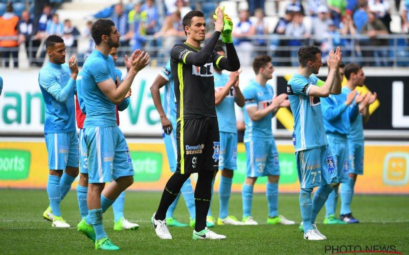 Dramatisch nieuws voor AA Gent met oog op topper tegen Club Brugge